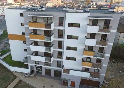 """""""Apartamenty Szembeka"""" Warszawa"""