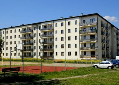 Osiedle mieszkaniowe Ciechanów