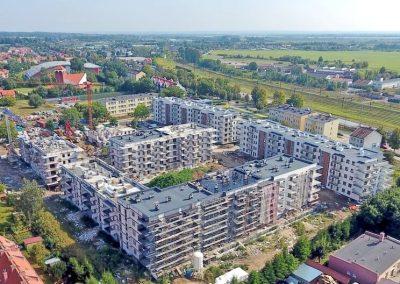 Osiedle wielorodzinne Sadowa w Elblągu