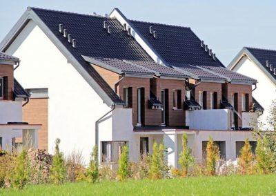Osiedle domów jednorodzinnych Elbląg
